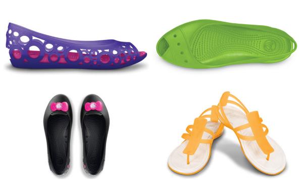 Crocs neu Ballerinas