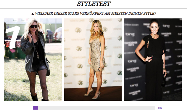 glossybox style styletest