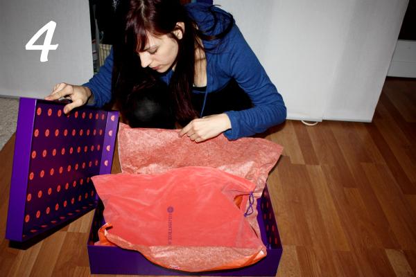 glossybox style paket