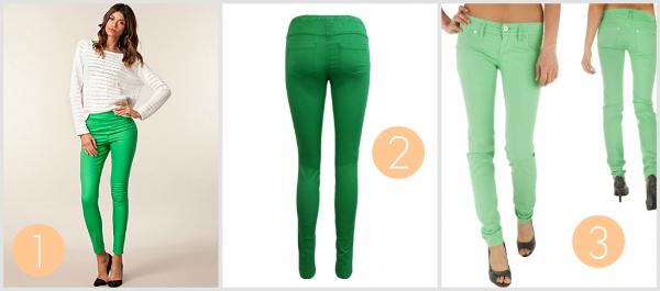 grüne hose grüne jeans
