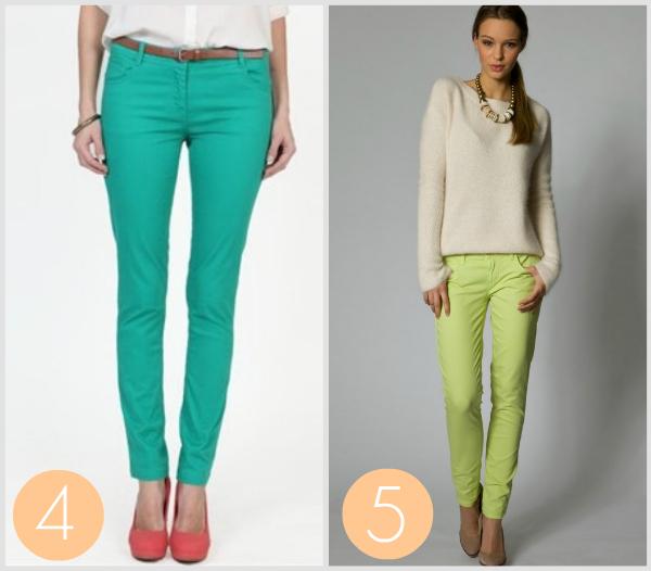 gruene jeans hose