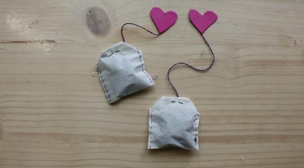 Teebeutel selber machen diy mit anleitung zauberhafte for Muttertagsgeschenke selber basteln