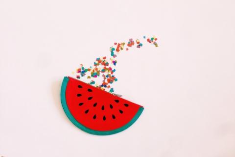 Melonen Tasche