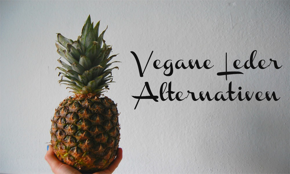 Vegane Leder Alternativen