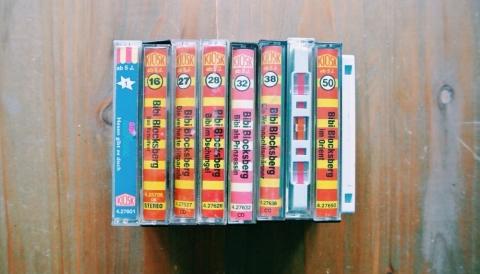 bibi blocksberg kassetten